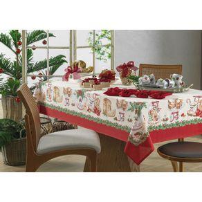 Toalha-de-mesa-de-Natal-Retangular-Karsten-6-Lugares-Segredos-de-Receita