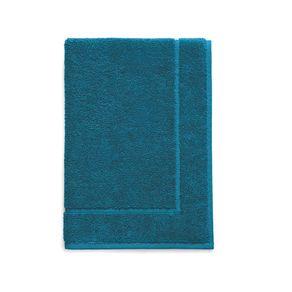 Toalha-de-Piso-Karsten-100--Algodao-Juliet-Azul-Petroleo