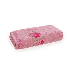 Toalha-Banhao-Karsten-Fio-Cardado-Yuna-Bale--Pink