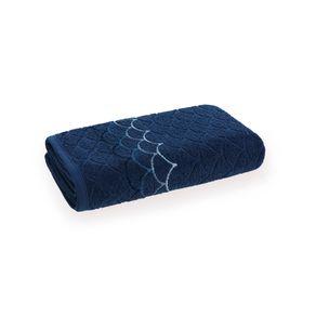 Toalha-Banhao-Karsten-Fio-Cardado-Muriel-Naval--Azul