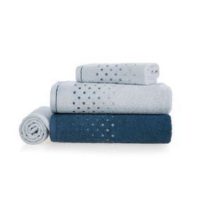 Jogo-de-Banho-Karsten-Fio-Cardado-4-Pecas-Nara-Opalina--Baltico--Azul