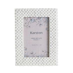 Porta-Retrato-Karsten-Mosaico-Branco-10-x-15cm
