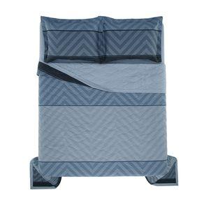 Cobre-Leito-Casal-Karsten-com-2-Porta-Travesseiros-180-Fios-Oslo