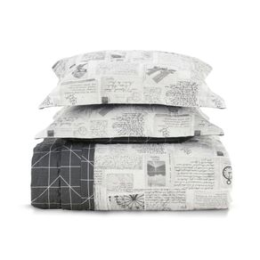 Cobre-Leito-Casal-Karsten-com-2-Porta-Travesseiros-180-Fios-Percal-Benicio
