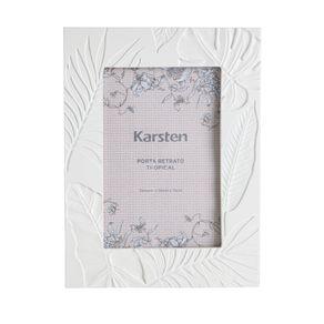 Porta-Retrato-Karsten-Tropical-Branco-15-x-20cm