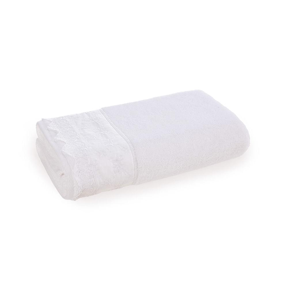 Toalha-de-Banho-Karsten-Fio-Penteado-Max-Constanza-Branco